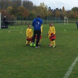 Plateau U9 Stade du Grand Marais Samedi 10/11/2018 - Association Sports et Loisirs de Saveuse