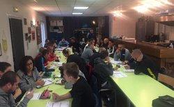 Formation U7 pour 3 éducateurs de l' ASMM