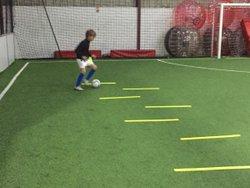 LORENZO CALANDRA - ASPTG ELITE FOOTBALL - FIVE PERPIGNAN -15.01.2019 - ASSOCIATION SPORTIVE DE PRO-TRAINING GAMES