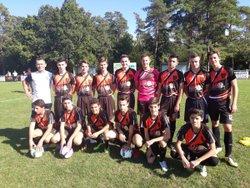 Le bon début de saison des U16-U18