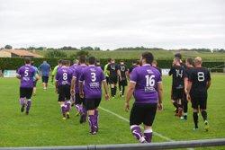 AS SALLES D'ANGLES B / FC ROUILLAC - Association Sportive de Salles d'Angles