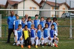 20181020 U13 VS USAG - Bonne Athletic Club