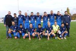 Bonne victoire pour les seniors 2 ce week-end contre Vougy - Club Sportif de Saint-Pierre