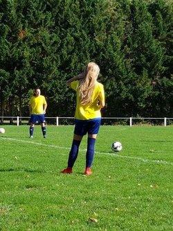 Vouneuil/Senillé-St Sauveur - CSG FC Féminines - Chasseneuil-Saint-Georges Football Club