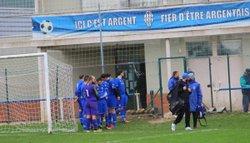 CSA 1 vs Mehun (coupe du cher) 9 décembre 2018 - Club Sportif Argentais