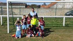 Festi foot 1 U8-U9 du 29/09/2018 - Villeroy- Breuilloise - csvilleroy