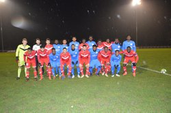 R1 du 15/12/2018 : CTE FC - VALENCIENNES FC - CHATEAU THIERRY ETAMPES FOOTBALL CLUB