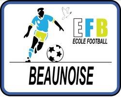 Logo de notre club - Ecole de foot Beaunoise