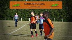 Match De Coupe le 15 Octobre 2018. - FONTENAY EN PARISIS FC - Erwan75.Footeo.com
