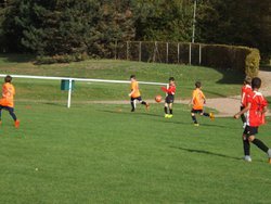 Plateau U8 U9 contre la MOS, le SMC, Verson et Ifs - E.S.CORMELLES FOOTBALL