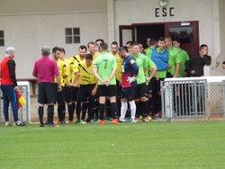Coupe Intersport ESC C - Authie US 2 - E.S.CORMELLES FOOTBALL