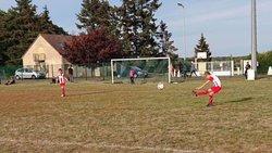 TOUR DE COUPE U13B - CHERISY/FC DROUAIS 13 octobre 2018 - ENTENTE SPORTIVE MAINTENON PIERRES