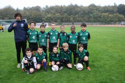 U10 coupe du District le 06 octobre 2018 - ES Montfort-le-gesnois