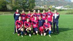 Match des U19 contre Davézieux