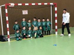 Tournoi Futsal U7 le 12/01/2019 - ESN Football