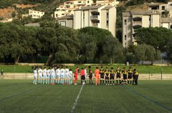 U16R1 PIEVE DI LOTA 1-1 EFB (13/01/19) - Étoile Filante Bastiaise