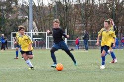 Victoire de nos U13 à Vichy. Le score correspond à une large victoire d'un match de rugby ! - Etoile Moulins Yzeure Football
