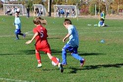 Une belle affluence pour notre 1er rendez-vous avec l'école de foot - Etoile Moulins Yzeure Football