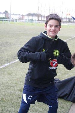 Match U17 Haubourdin-FCA Le 13-1-19 - FC-ANNOEULLIN