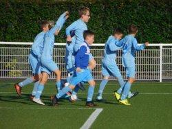 U12 Match contre Templeuve le 13.10.18 - FC-ANNOEULLIN