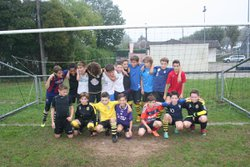 Stage U12 du 20 10 18 - Football Club Bessieres-Buzet