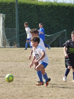 Macth amical Chevannes/ St Georges - Football Club de Chevannes