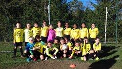 Nos équipes U8 U9 et féminine à colombey les belles. - Football Club TOUL