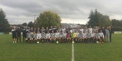 Belle affluence pour la Coupe des Pays de la Loire - Football Club des 3 Rivières