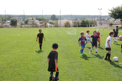ECOLE DE FOOT U6 - U9 - football club charentais l'isle d'espagnac