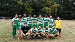AC HERMES - FC CAUFFRY