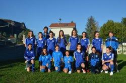 Week end du 10-11 Novembre : Filles Seniors et Futsal