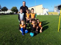 Plateau U6/U7 13 octobre 2018 - Football Club de Corbas