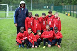 PHOTO TOURNOI U9 2013 / 2014
