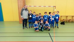 Foot en salle a falaise - Football club Laurentais Boulon
