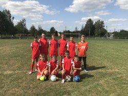 U15 - football club pixien