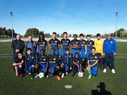 U15 A CSL AULNAY-FC ROMAINVILLE  1-2 - F.C.ROMAINVILLE