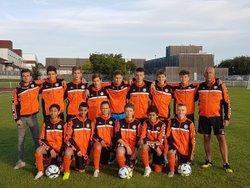 U16 Saison 2018/2019 - FC Sailly