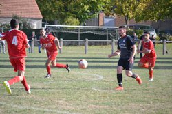 Coupe Jean Marie Froment : FCVC séniors B / USA FC 3 - F.C VILLERS COTTERETS
