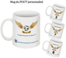 Mug du FFA77