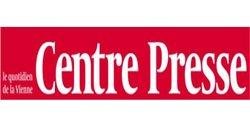 """L' ARTICLE """"CENTRE PRESSE"""" de notre stage RÉAL MADRID"""