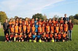 Effectif U11 pour la saison 2018-2019 - GJ.Coeur de bocage