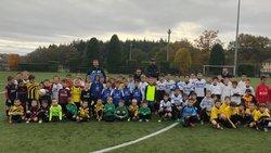 Interclubs équipes U6/U7,U8/U9 et U10/U11 le 10-11-2018 à Domérat - Groupement du Haut Cher