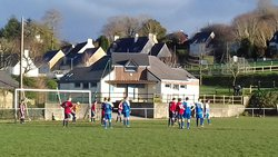 Dimanche 4 février : Match de l'équipe B contre Gouézec : gagné 3 à 1 ! Bravo les gars ! - LES GAS DU MENEZ-HOM