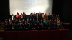 Samedi 6 janvier 2018 : Sortie cinéma + galette des rois de l'école de foot - LES GAS DU MENEZ-HOM