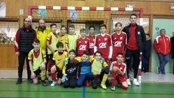 tournoi U13 du matin, finale BBRM-Mours - Interclubs de Football BBRM