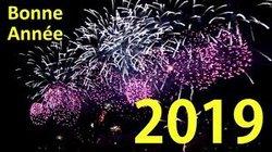 Bonne Année 2019 - Jeunesse Sportive RETTEL-HUNTING