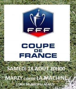 Coupe de france js marzy - Dotation coupe de france ...