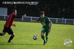 SENIORS A: LSF 3 - 3 ST POURÇAIN - 11 NOVEMBRE 2018 - Lempdes Sport Football Label Jeunes FFF
