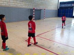 Match u8u9 chez la sporting  défaite 4-3 très beau match merci à tous et coach Juan et Sébastien - Associazione Club Montreuil Futsal         ACM MONTREUIL FUTSAL