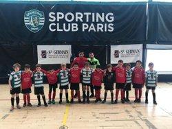 Rencontre sporting-ACM  20/10/2018 4-3 - Associazione Club Montreuil Futsal         ACM MONTREUIL FUTSAL